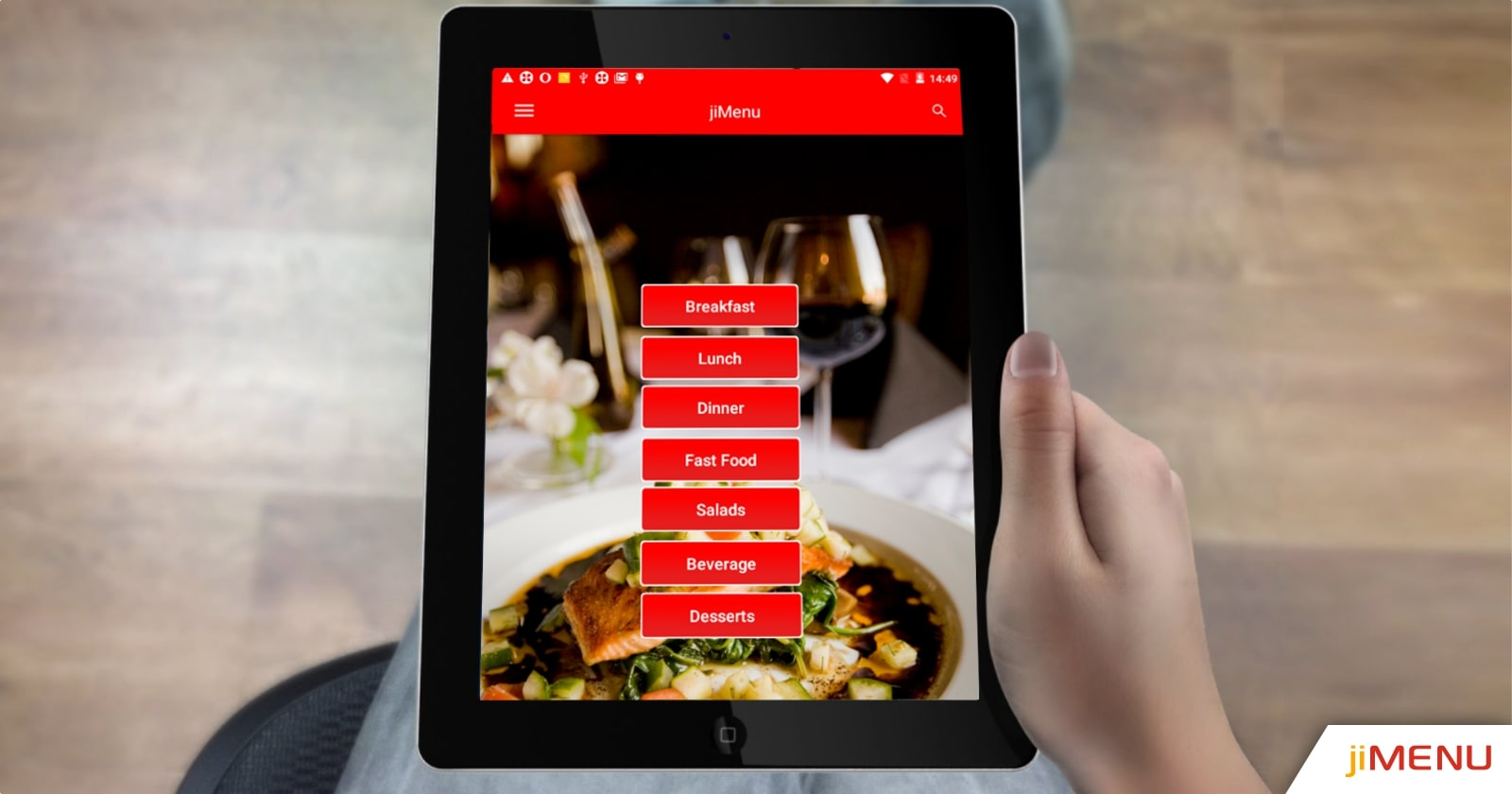 How Digital Menu Systems Have Revoluntionized The Restaurant Industry?