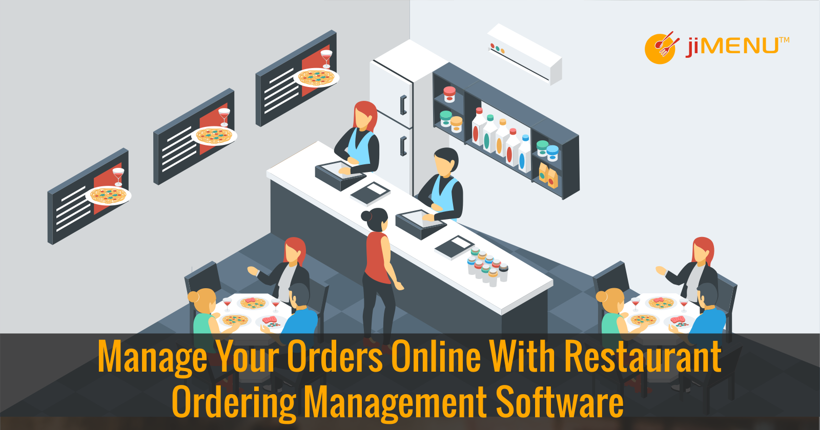 Manage Your Orders Online With Restaurant Ordering Management Software