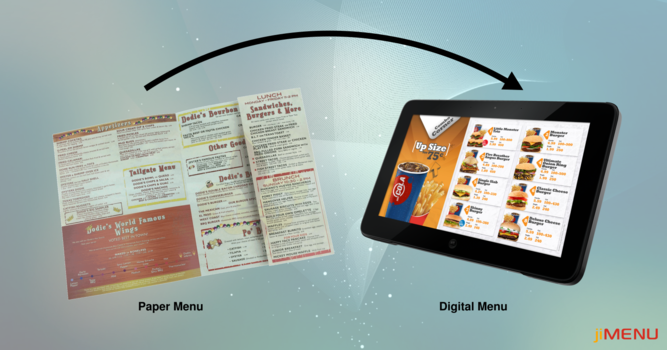 Compelling Reasons Which Will Force You to Switch to a Digital Menu