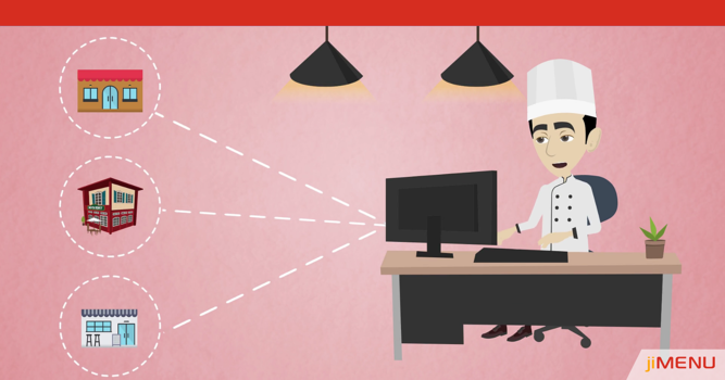 Managing Multiple Outlets with Restaurant Management Solution