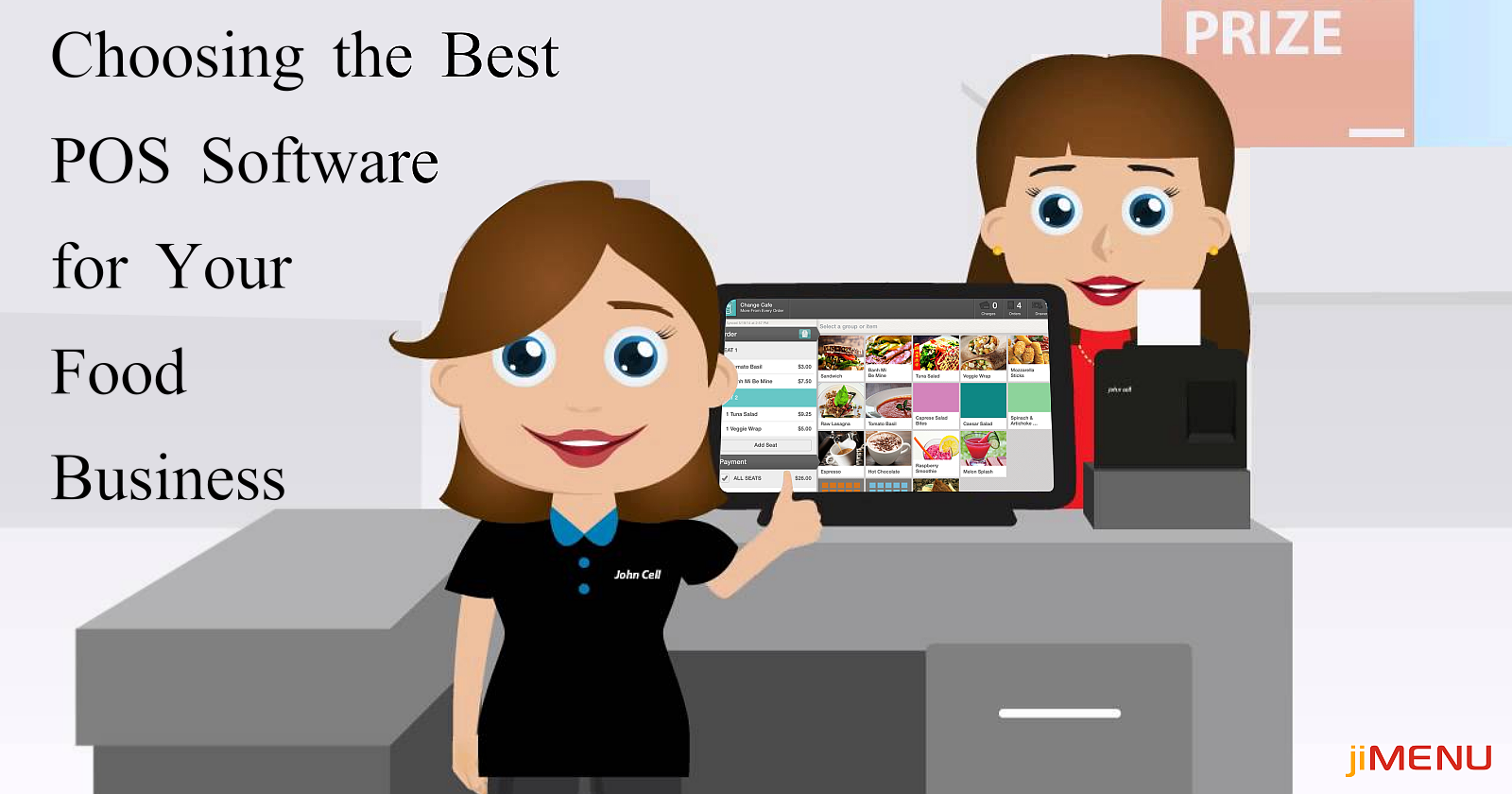 Choosing the Best POS Software for Your Food Business