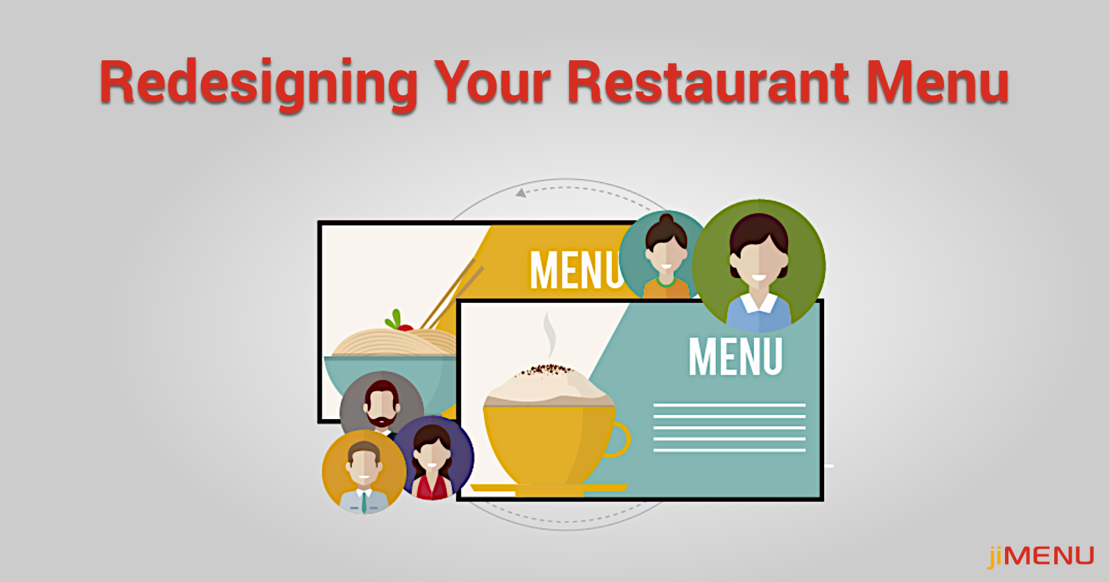 Signs Showing That You Need to Redesign Your Restaurant Menu NOW!