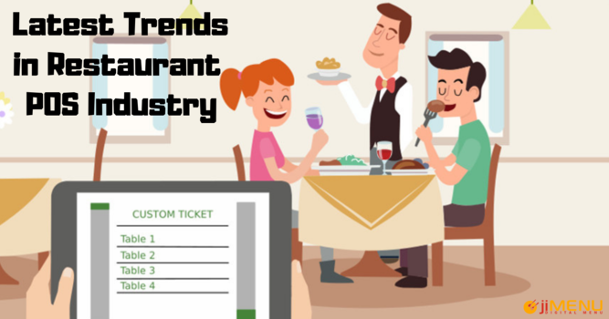 Major Trends in Restaurant POS Industry for 2019