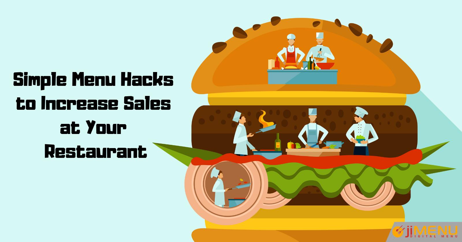 Maximize Restaurant Profit With These Menu Hacks