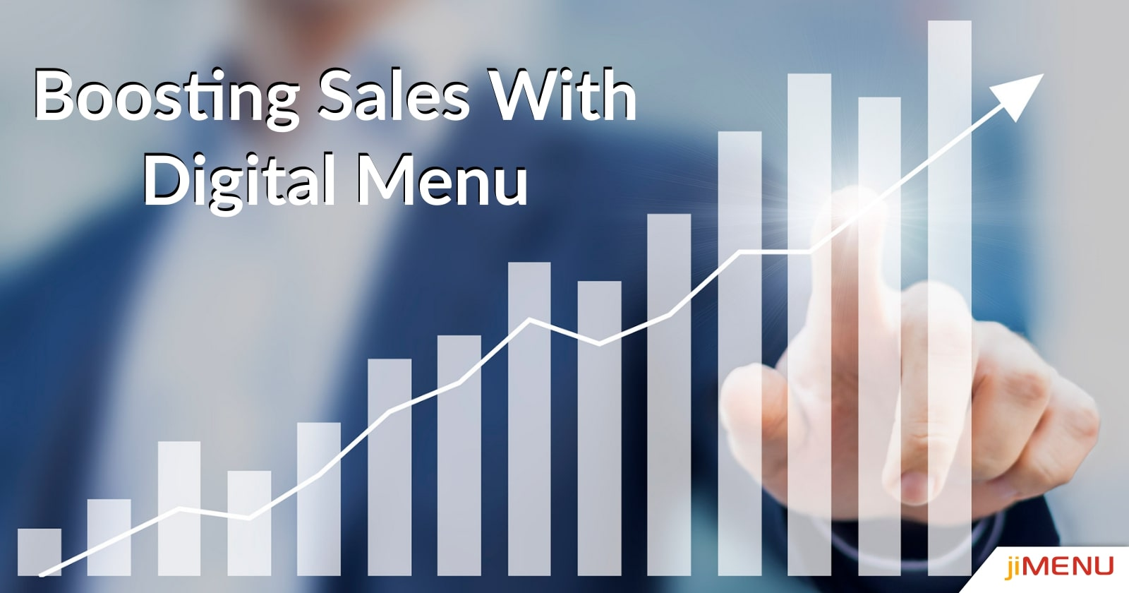 Boosting Restaurant Sales With Digital Menu
