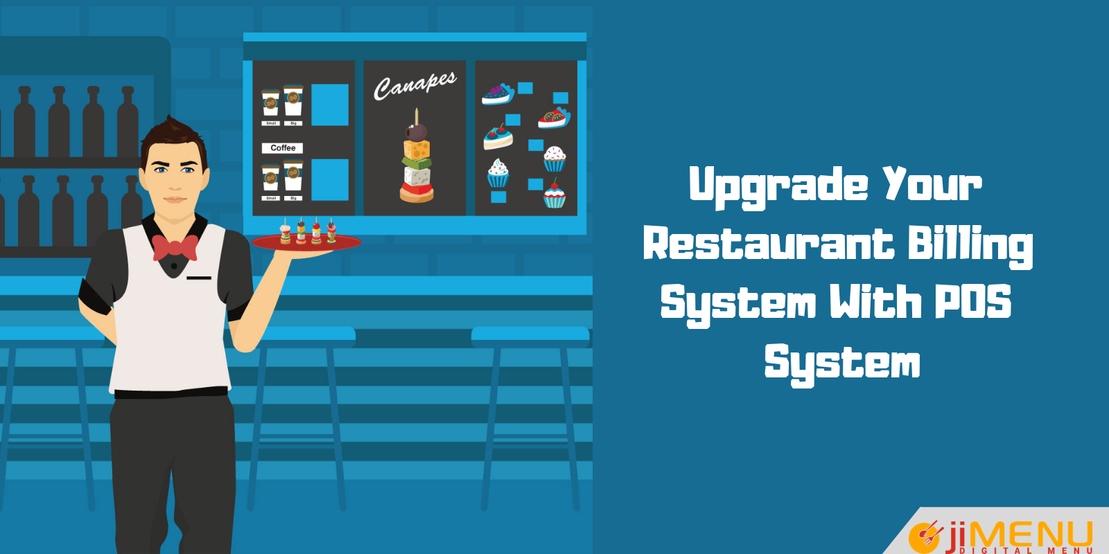 Upgrade Your Restaurant Billing System With POS System