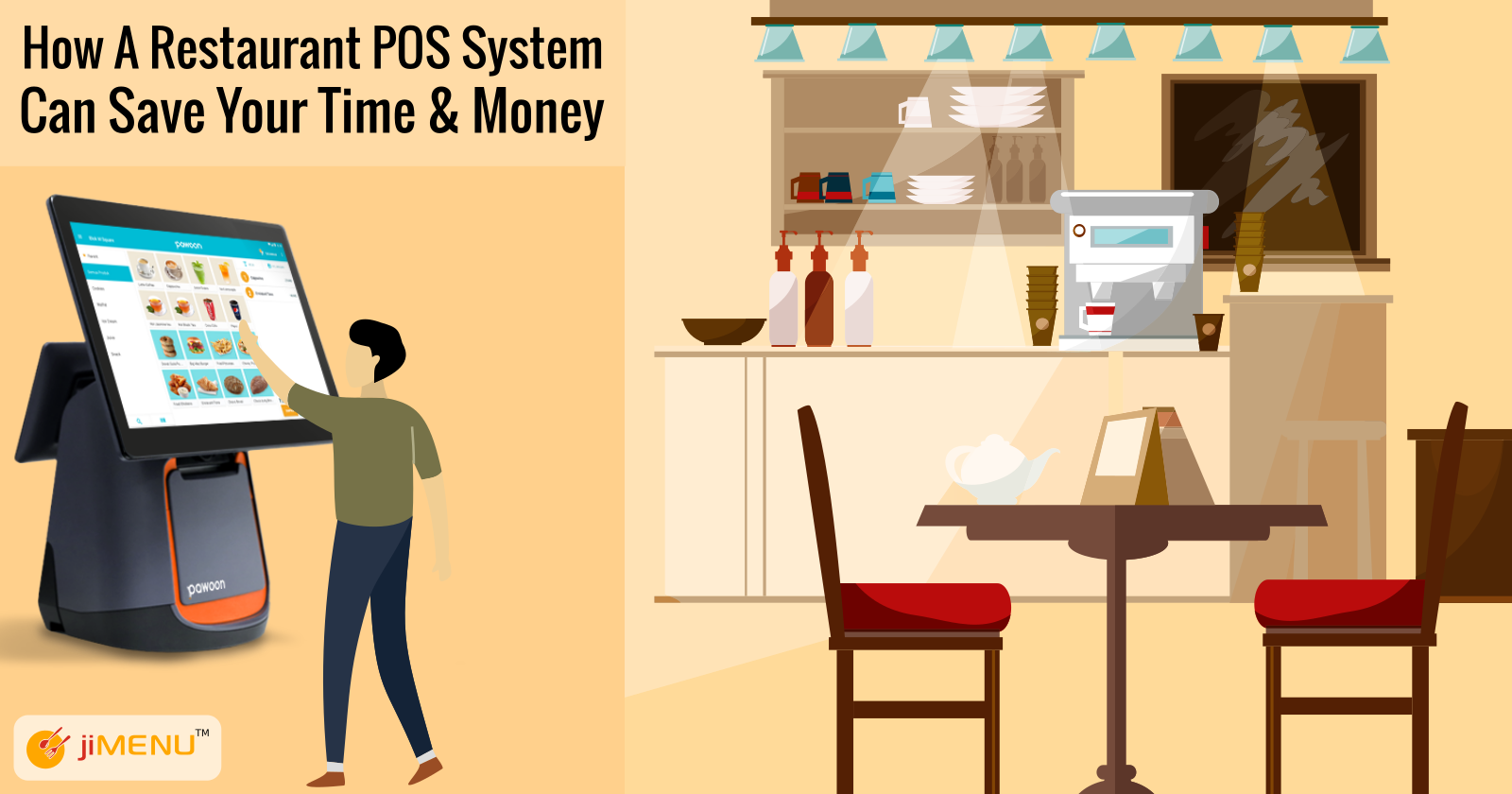 How a Restaurant POS System Can Save You Time & Money