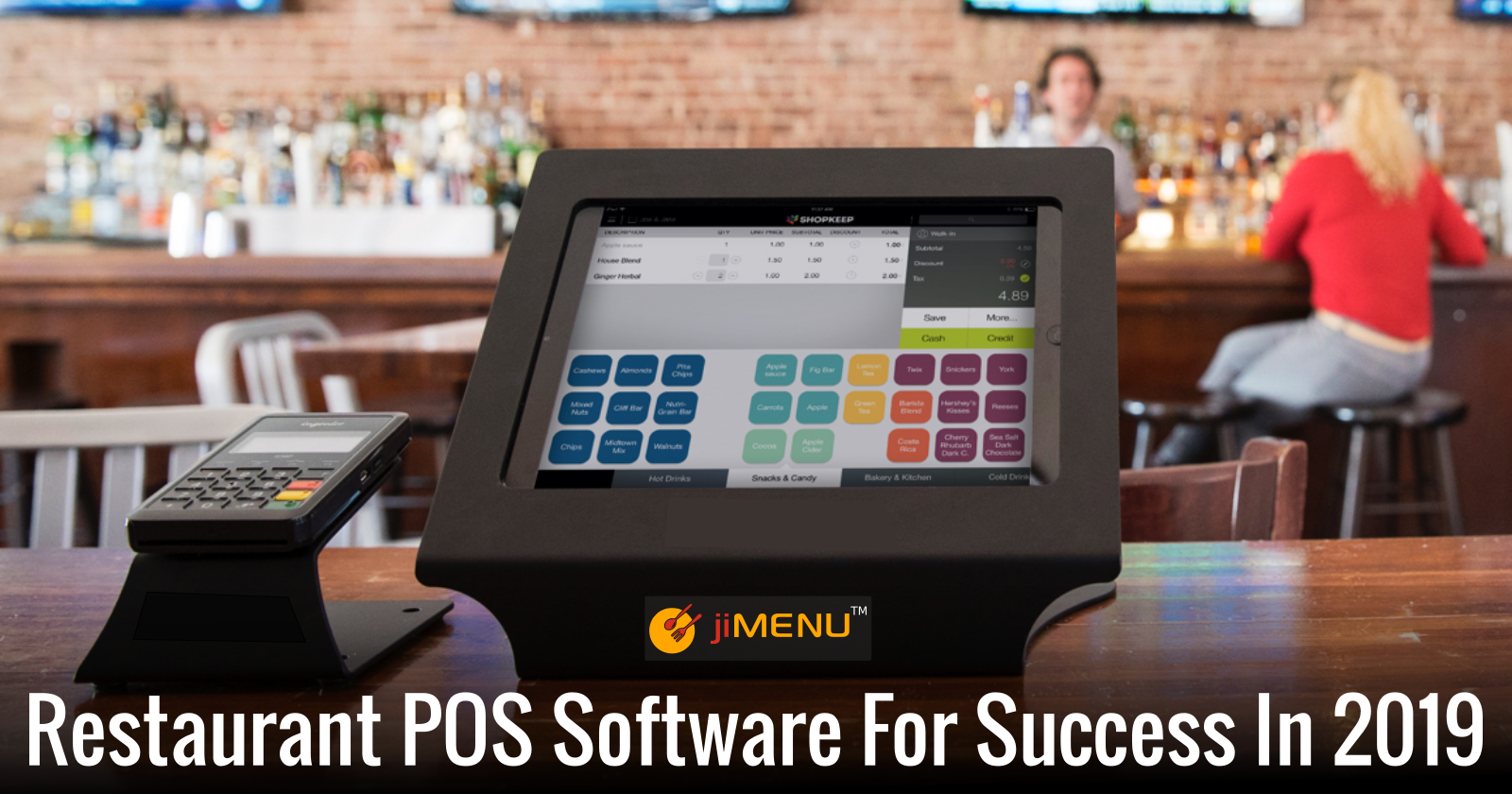Restaurant POS Software For Success in 2019