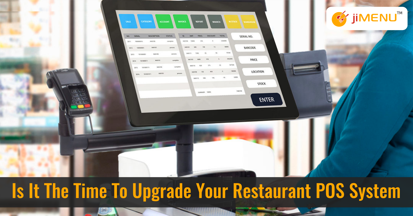 Is It The Time To Upgrade Your Restaurant POS System