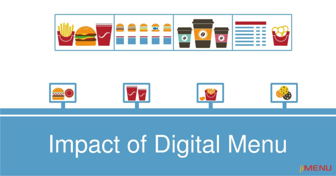 Measuring the Impact of the Digital Menus of Your Restaurants