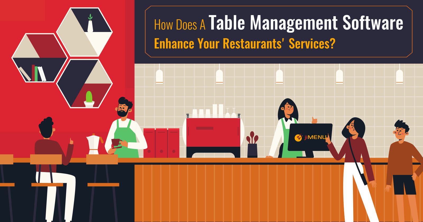 How Does A Table Management Software Enhance Your Restaurants' Services?