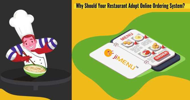 Why Should Your Restaurant Adopt Online Ordering System?