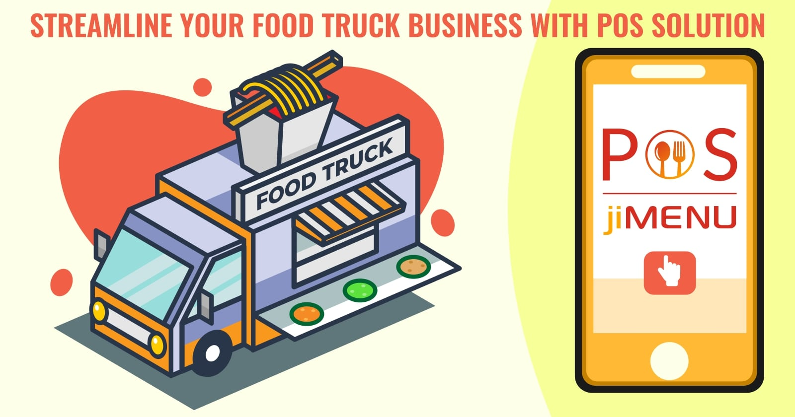 Streamline Your Food Truck Business With POS Solution