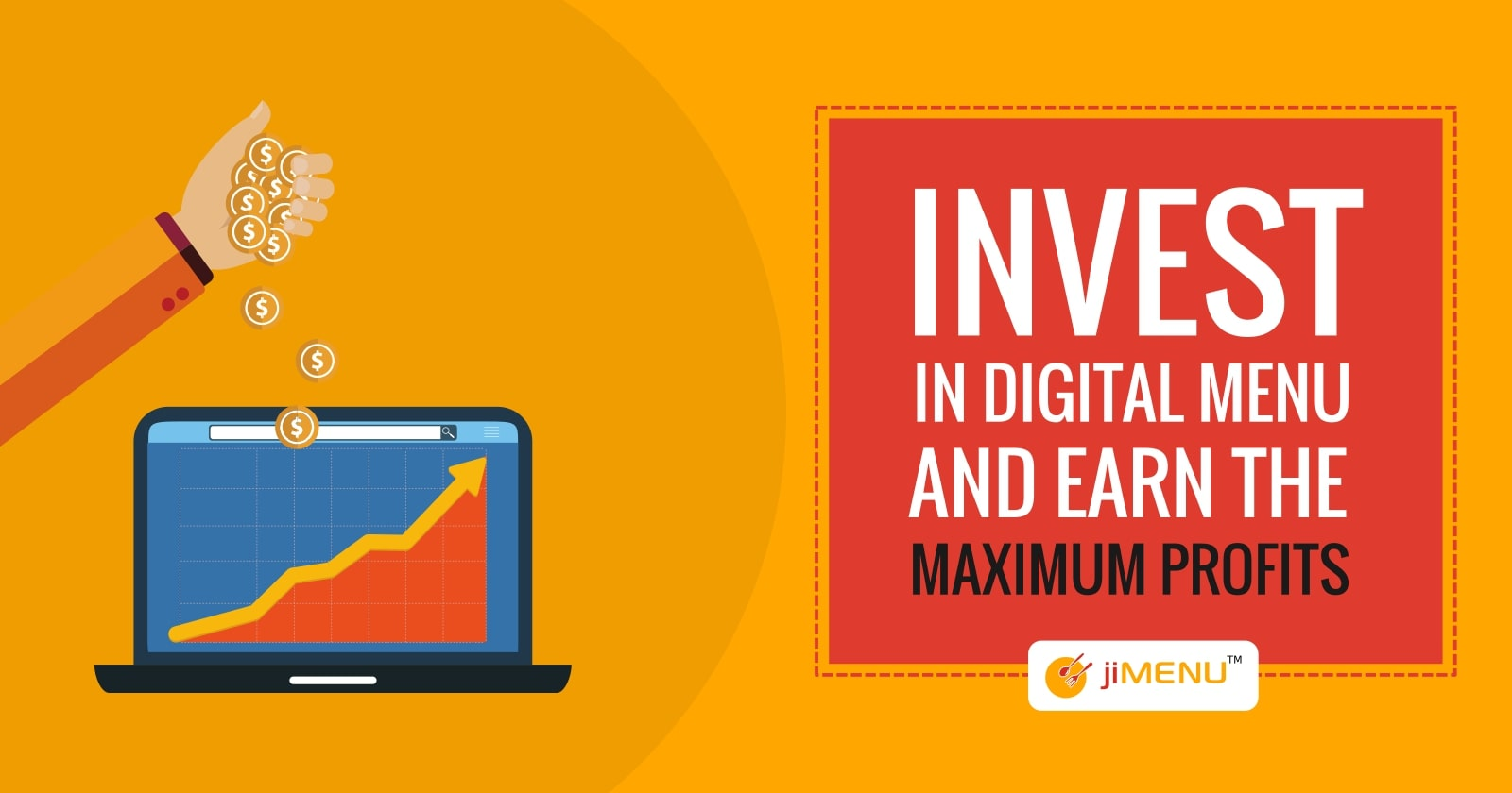 Invest In Digital Menu And Earn The Maximum Profits
