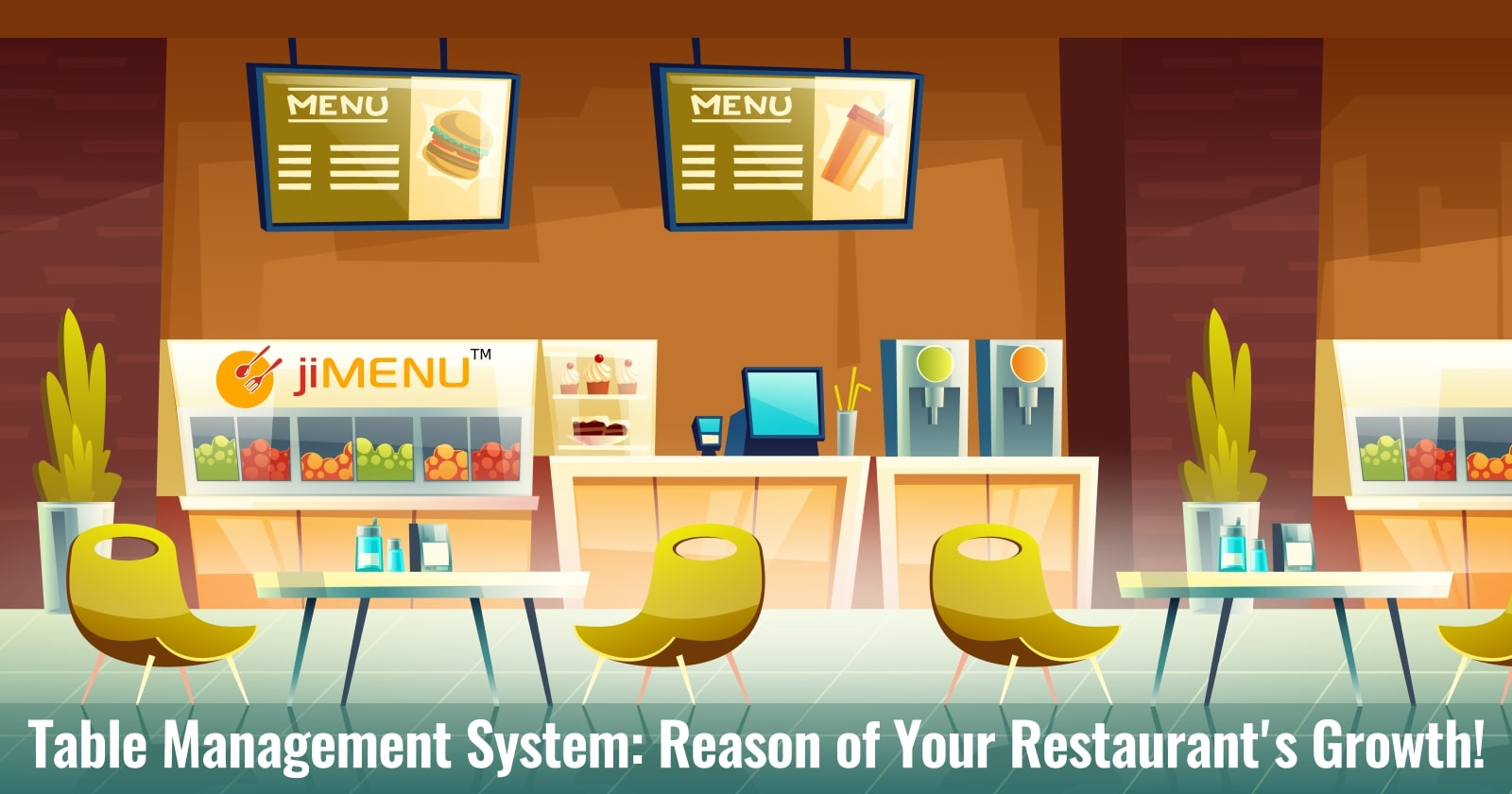 Table Management System: Reason for Your Restaurant's Growth!
